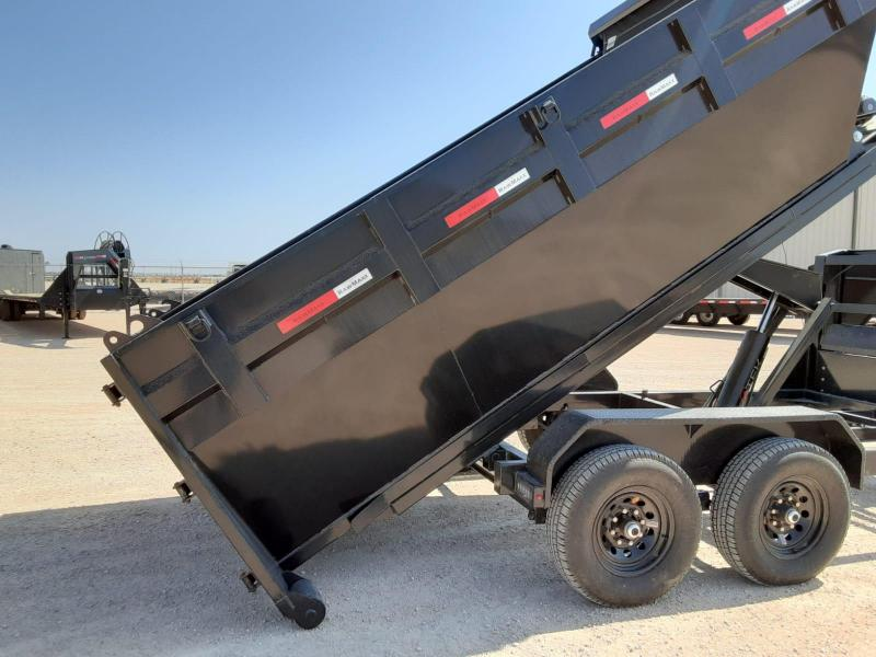 2021 RawMaxx 14x83 Roll off Dump Trailer