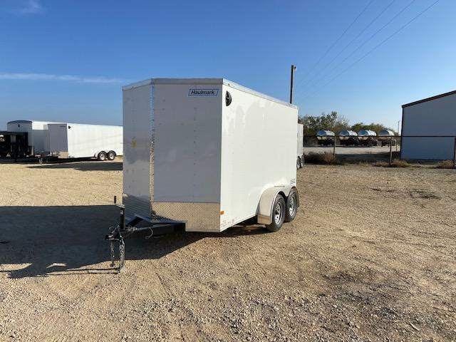 2021 Haulmark 6' x 12' Enclosed Cargo Trailer