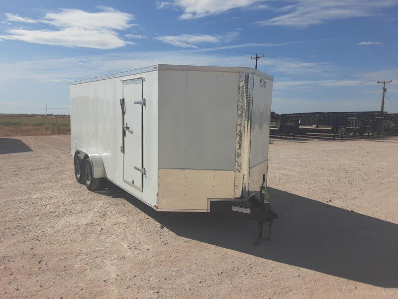 2020 Lark 7x18 7K Enclosed Cargo Trailer