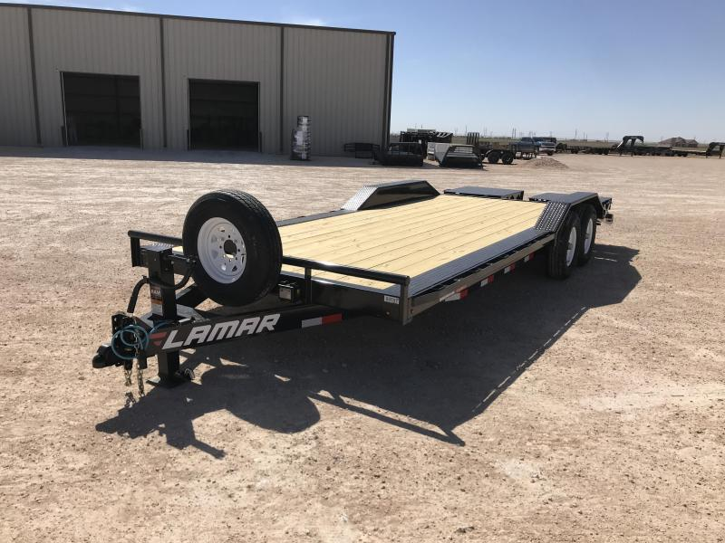 "99596 102"" x 22' 2021 Lamar BP Equipment Hauler 14k"