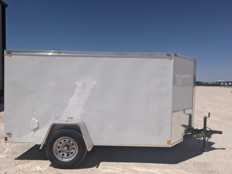 2021 ICON 5' X 10' Enclosed Cargo Trailer