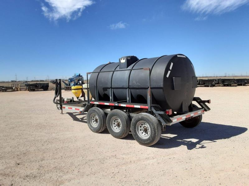 2007 Wylie Sprayers Water Tank Trailer