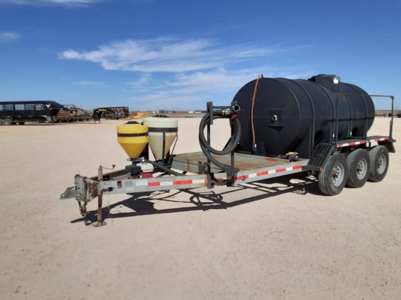 2007 Wylie Sprayers Water Tank Trailer
