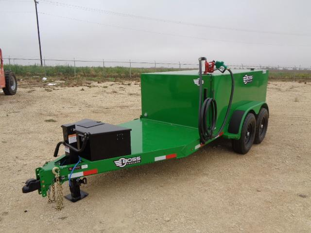 2021 Farm Boss FB 990 GALLON Fuel Trailer