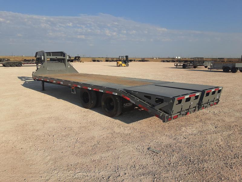 2021 Diamond C Trailers 25X102 Equipment Trailer