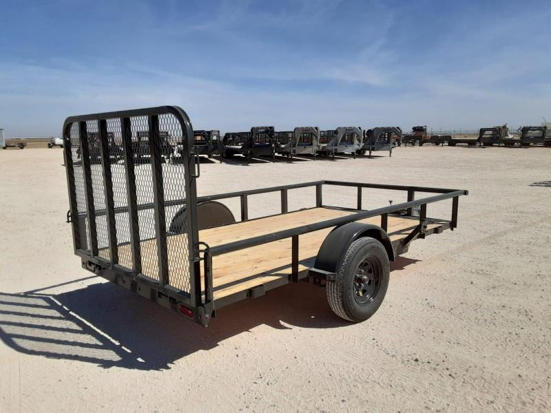 2020 Other Tres 12' Utility Trailer