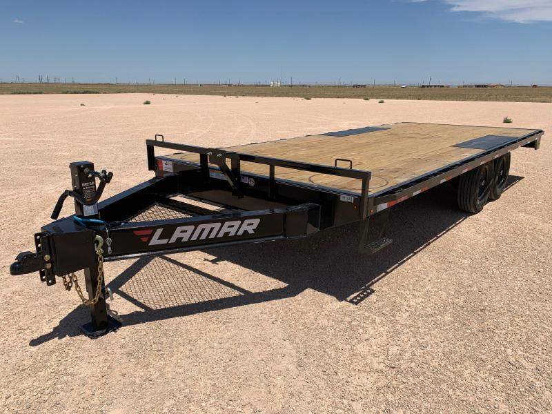 "2020 Lamar 102"" x 20' Equipment Trailer"