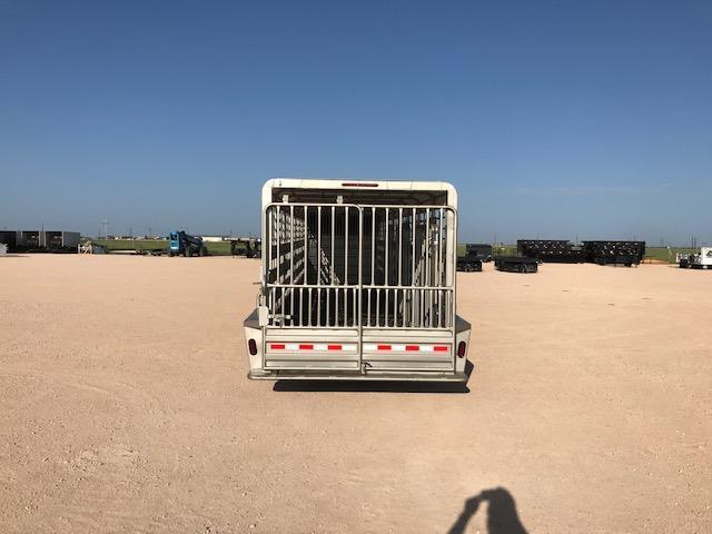 "2021 Other 76"" x 32' Livestock Trailer"