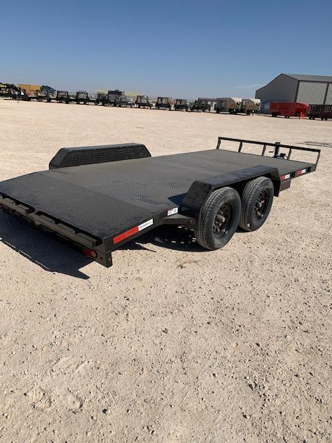 2020 RawMaxx 16x83 Car / Racing Trailer