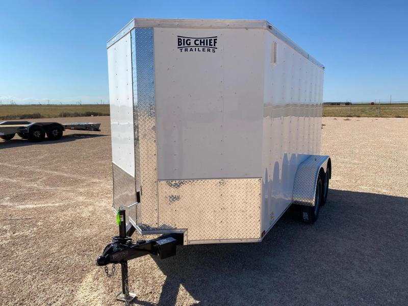 2020 Lark 6X12 Enclosed Cargo Trailer