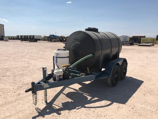 2022 RawMaxx 12' Tank Trailer