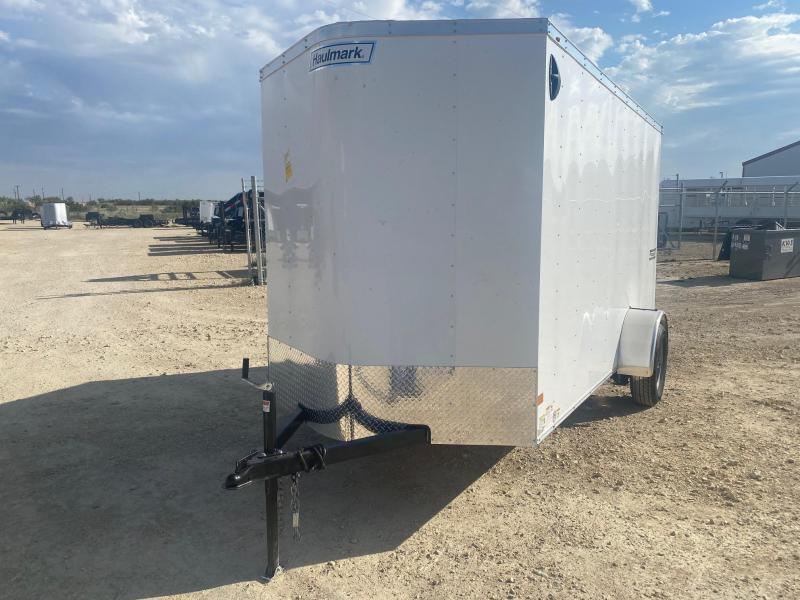 2020 Haulmark 6' x 12' Enclosed Trailer