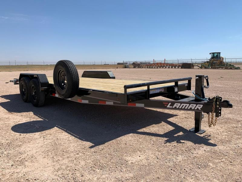 "2020 Lamar Trailers 83"" x 20' Car / Racing Trailer"