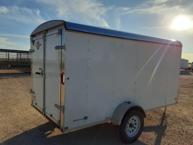 2020 carr 6X12 Enclosed Cargo Trailer