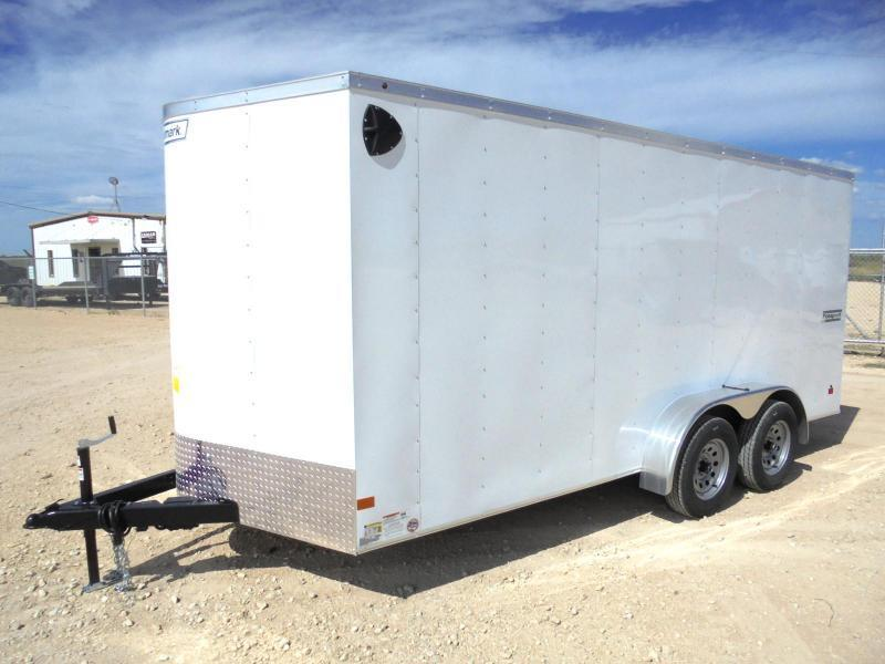 2020 Haulmark PP 7X14 7K Enclosed Cargo Trailer