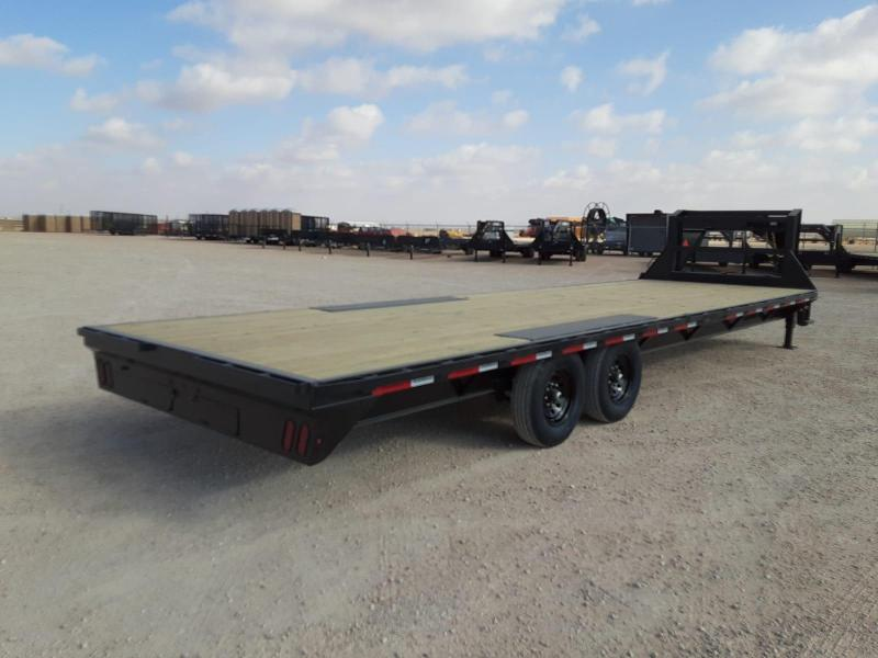 2020 RawMaxx 28x102 Equipment Trailer