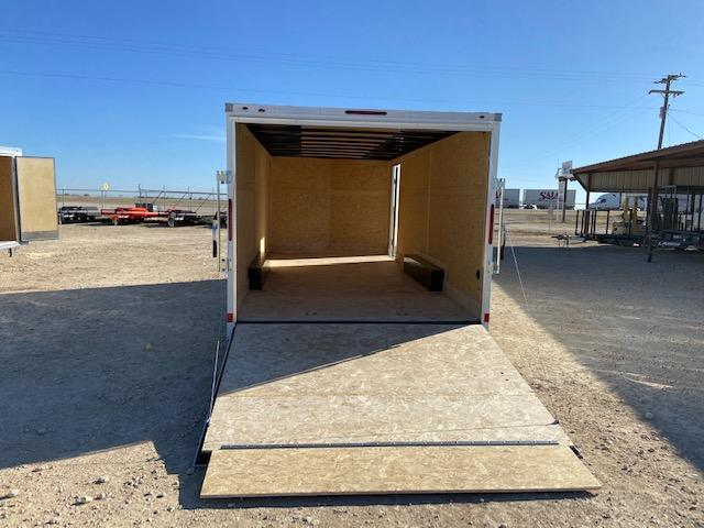 2021 Wells Cargo 8.5' x 20' Enclosed Cargo Trailer