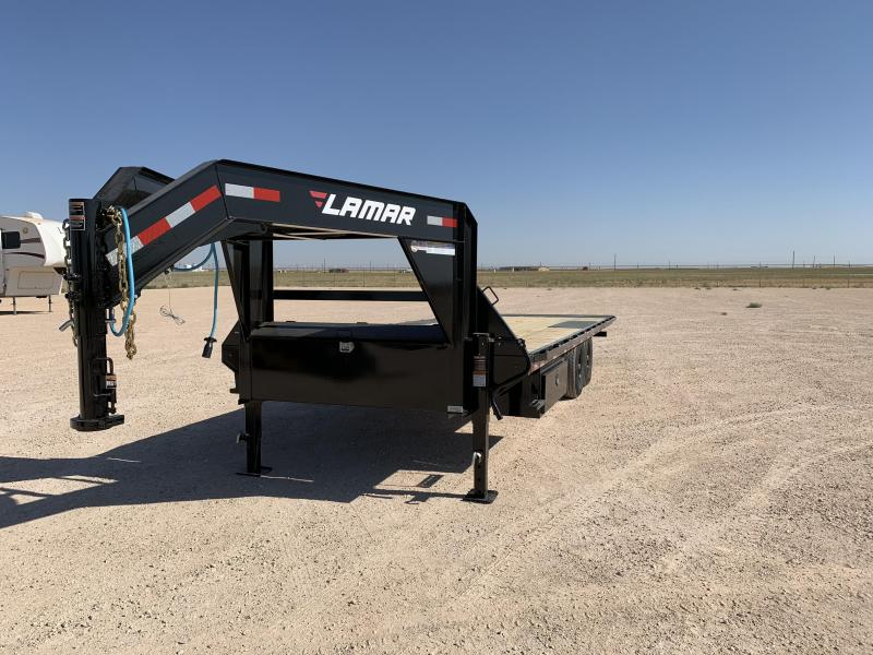 2020 Lamar Trailers 102x24 HD Deck Over Tilt 14K Other Trailer