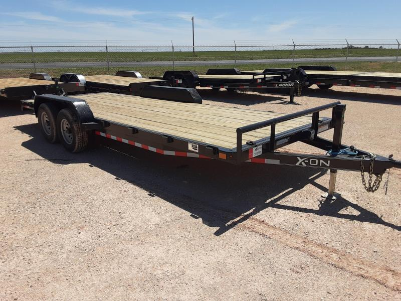 2020 X-On 83 X 20 Car / Racing Trailer