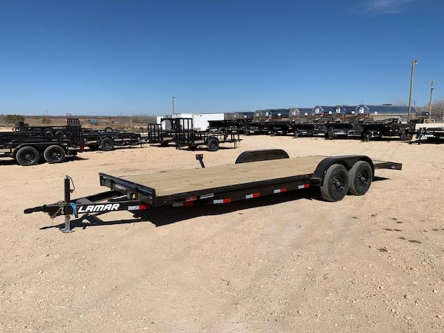"2021 Lamar Trailers 83"" x 22"" Car / Racing Trailer"