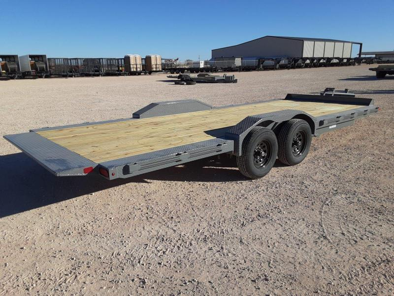 2021 Diamond C Trailers 22x82 Equipment Trailer