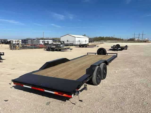 "2021 Lamar Trailers 102"" x 22' Equipment Trailer"