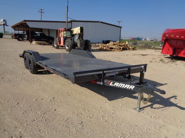 2021 Lamar Trailers CC 102X20 10K Equipment Trailer