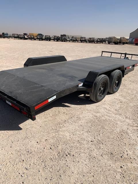 2020 RawMaxx 22x83 Car / Racing Trailer