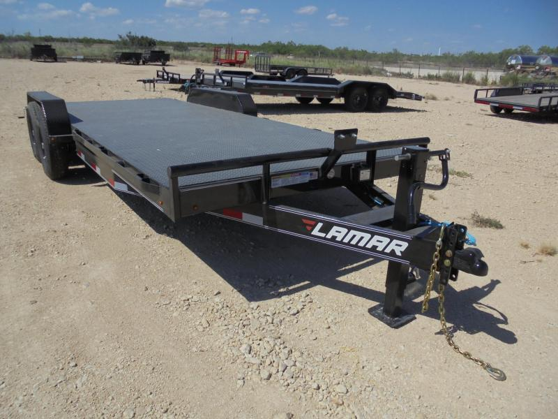 2020 Lamar Trailers H6 83X20 14K HD CAR/ Equipment Trailer