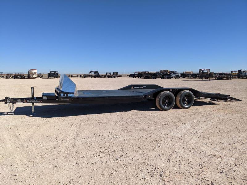 2021 RawMaxx 22x83 Car / Racing Trailer