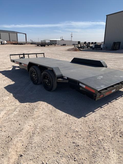 2020 RawMaxx 18x83 Car / Racing Trailer