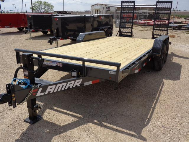 2021 Lamar Trailers H6 83X18 14K HD Equipment Trailer