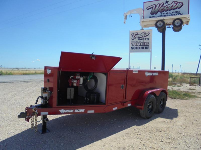 2020 Farm Boss 990 GAL FUEL TRAILER Utility Trailer