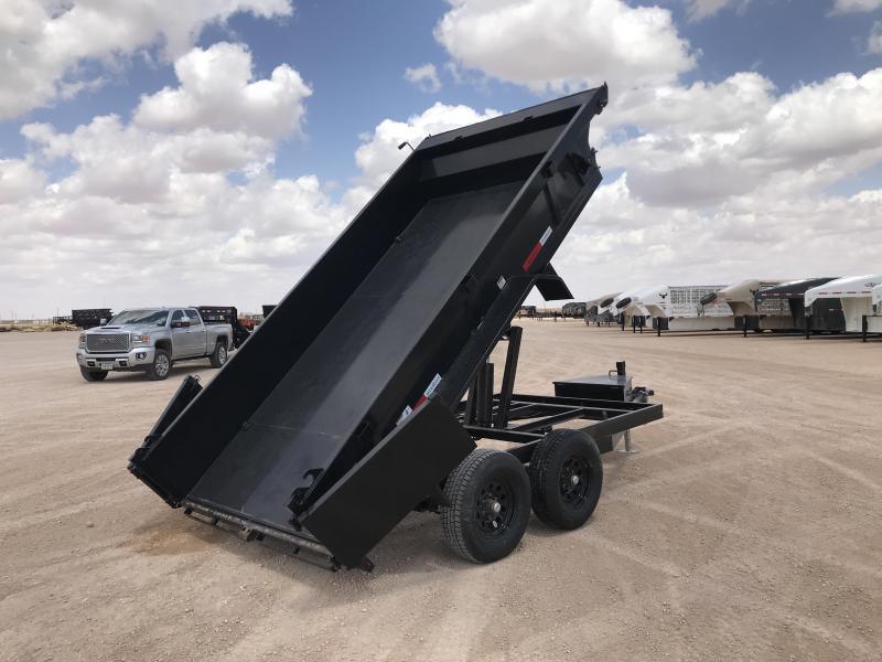 "00506 2021 77"" x 12' RWMX Dump 10k"