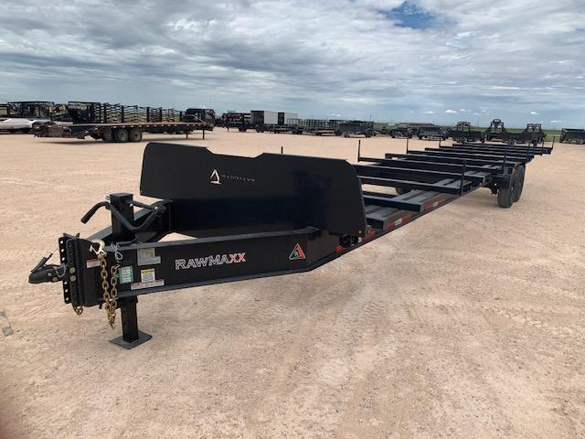 01537 40 x96 GN PIPE TRAILER