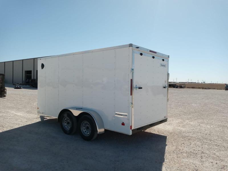 2021 Haulmark 7' x 14' Enclosed Cargo Trailer