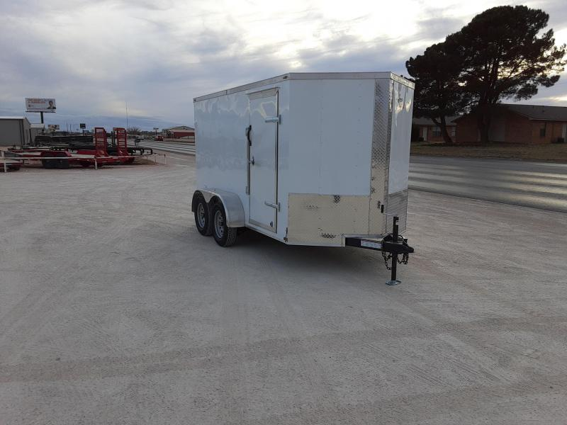 2020 Lark 6X12 ENCLOSED Enclosed Cargo Trailer