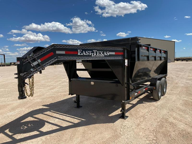 "2020 Texas Trailers 83"" x 14' Roll-Off Dump"
