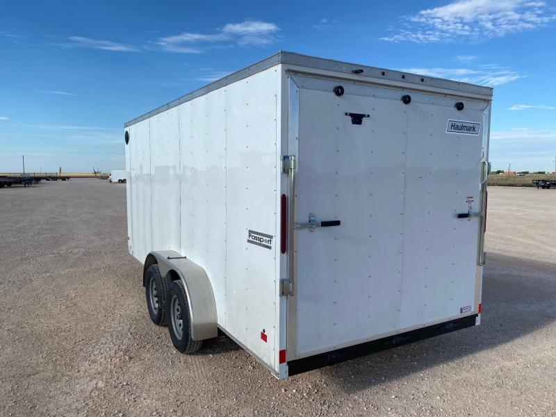 2020 Haulmark 7' x 16' Enclosed Cargo Trailer