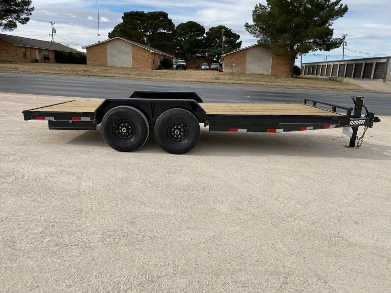 2020 Lamar Trailers Equipment Hauler (H6) 10K - 12K Equipment Trailer