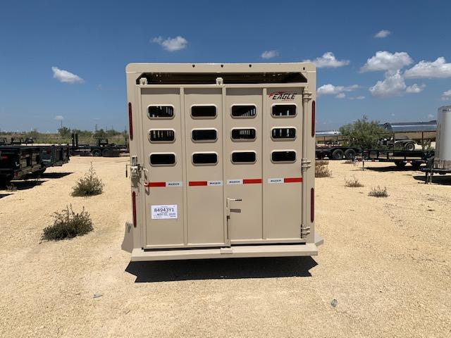 "2020 Maxxim Industries 6'6""x32 Livestock Trailer"