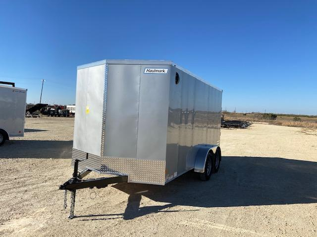 2021 Haulmark 7' x 14' Enclosed Cargo Trailer