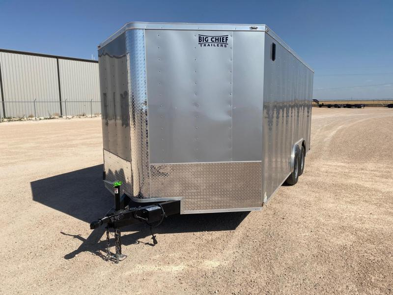 2020 Lark 8.5' x 18' Lark Enclosed Enclosed Cargo Trailer