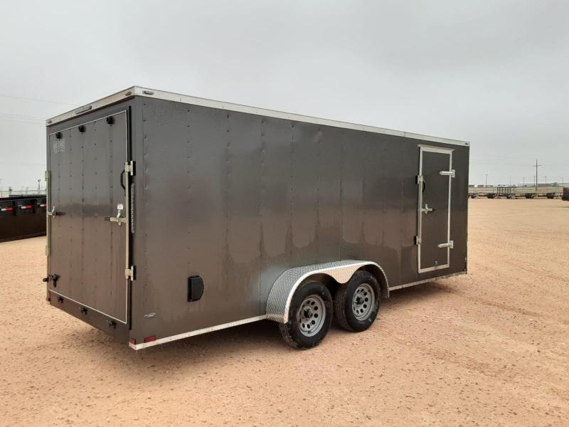 2020 Lark 7x18 Enclosed Cargo Trailer