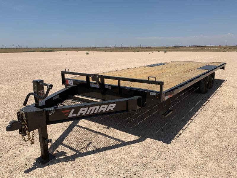 "2020 Lamar 102"" x 24' Equipment Trailer"