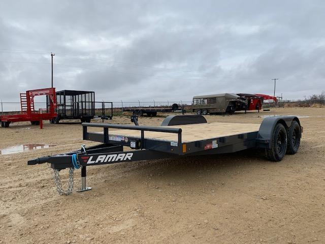 2021 Lamar Trailers 83' x 16' Car / Racing Trailer