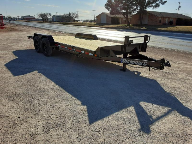 2020 Diamond C Trailers 20X82 EQUIPMENT Equipment Trailer