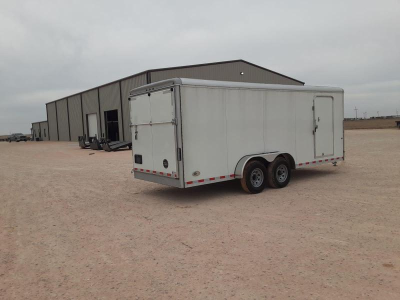 2019 Wells Cargo 20' Enclosed Cargo Trailer