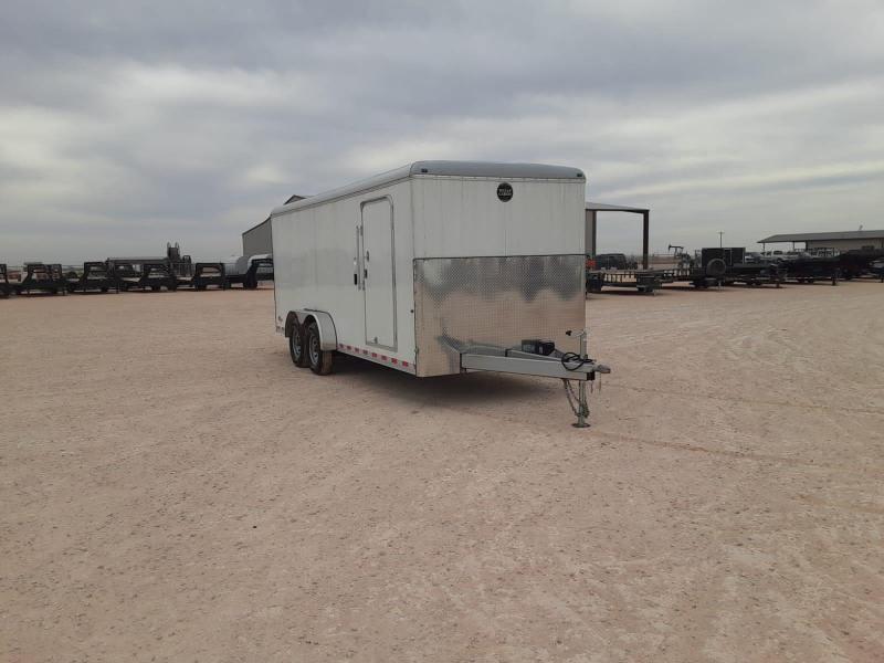 2019 Wells Cargo 20' Enclosed Cargo Trailer