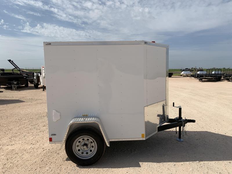 2021 ICON 5' X 6' Enclosed Cargo Trailer